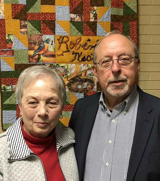 Ralph and Jane Prestwood